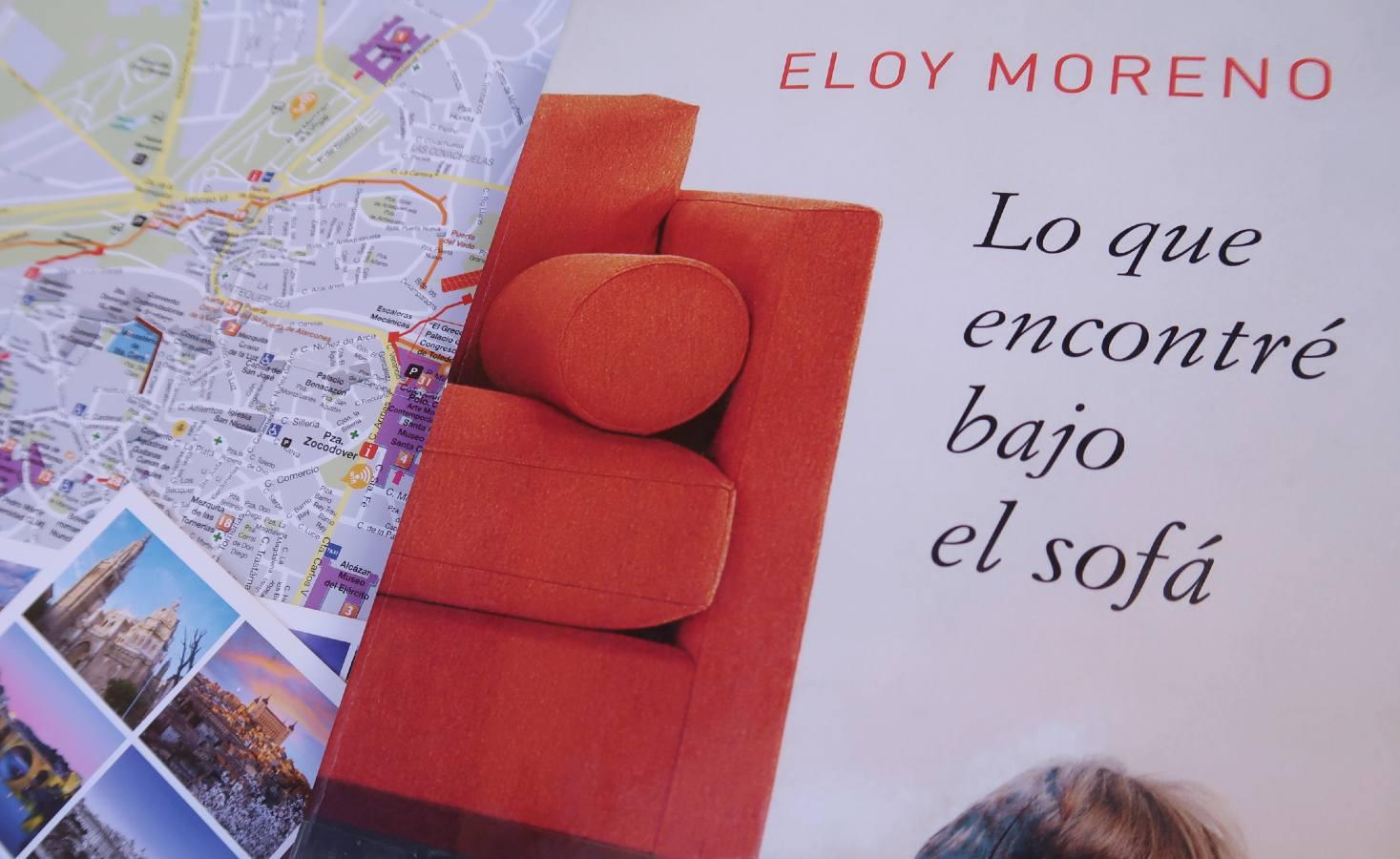 Libro Sofá Toledo - Postales para Mamá