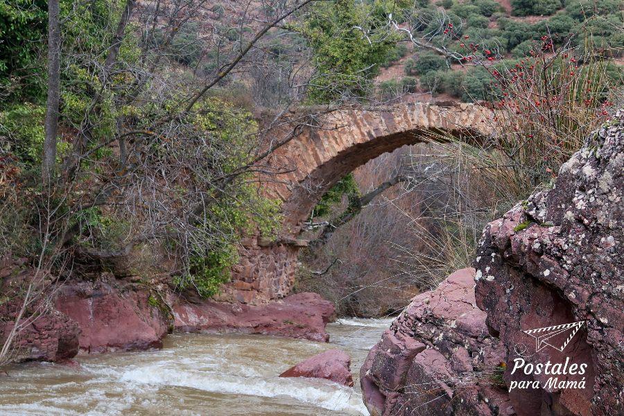 Puente del Batán invierno