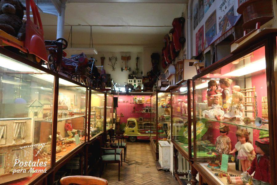 Museo Juguete - Postales para Mamá