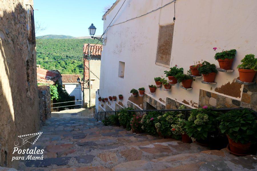 Calle Añón de Moncayo - Postales para Mamá