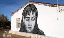 Mural 4 Alfamén - Postales para Mamá