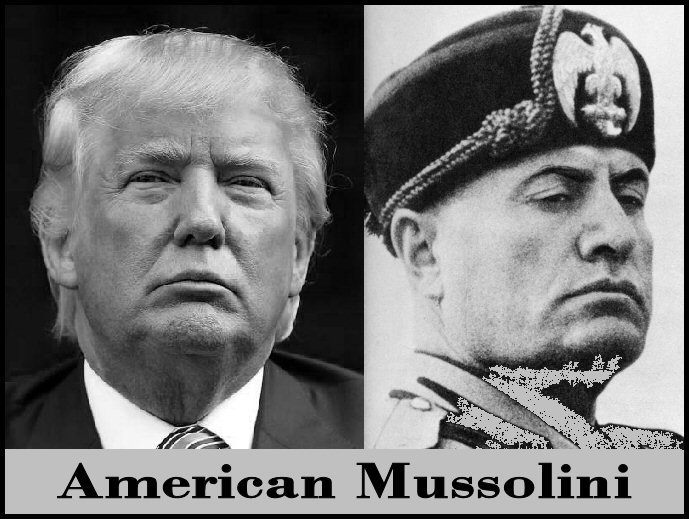 BOOKS: The Donald as Il Duce | Post Alley