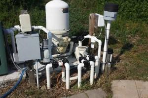 pool filter system