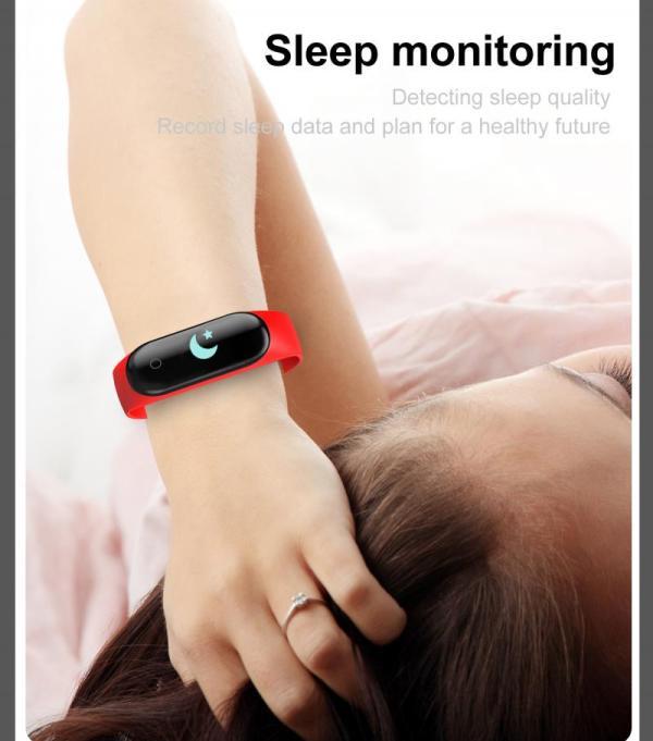 Športové fitness náramkové hodinky - krokomer 16