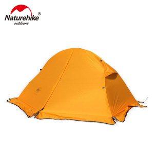 Cyklistický kempingový stan pre 1 osobu Naturehike Ultralight 20D/210T NH18A095-D 1