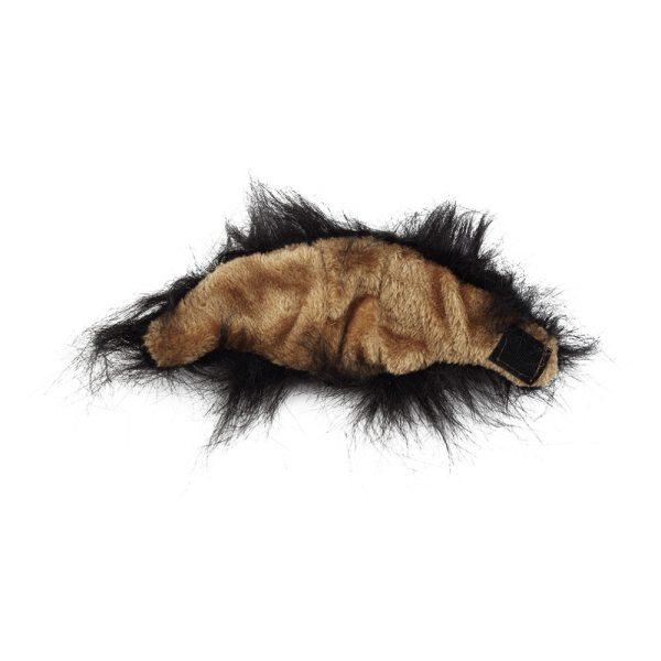 Parochňa pre menšie zviera levia hriva, kostým pre psa aj mačku 19