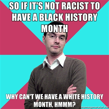 how longer has got racism also been all around for