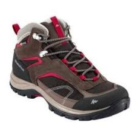 10800e58b73 Is Quechua MH 100 shoes good for trekking - Product Review