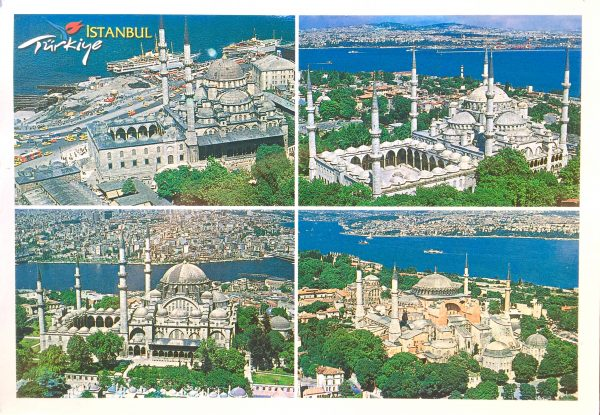 A postcard from Turkey