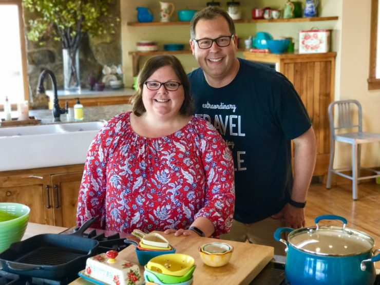 Seven things that surprised us about the pioneer woman s lodge for Pioneer woman ree drummond husband