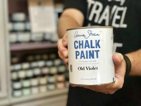 French Nest chalk paint, Pawhuska, Oklahoma