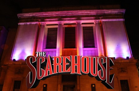 The ScareHouse - Haunted Houses in America