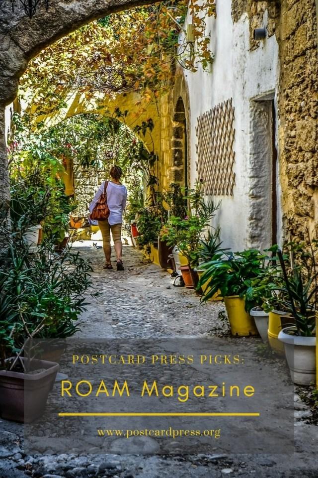 ROAM Magazine - Pinterest