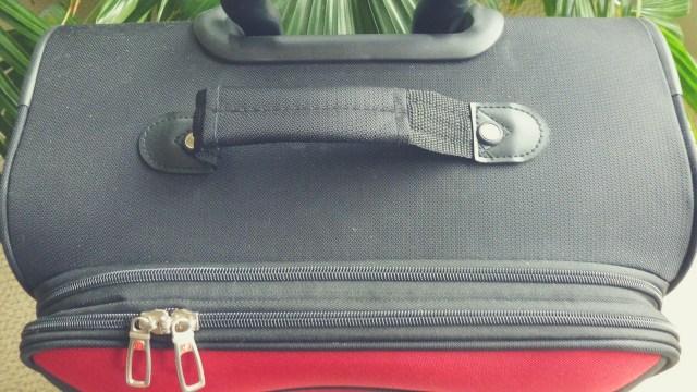 Canvas Suitcase