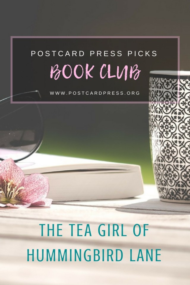 Postcard Press Picks Book Club