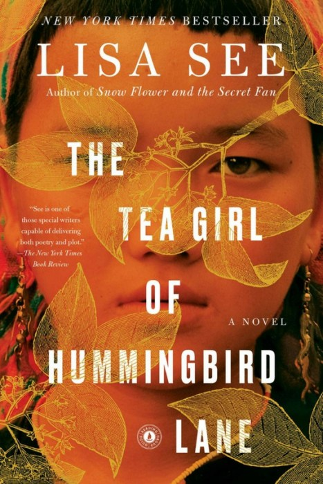 Postcard Press Picks Book Club The Tea Girl of Hummingbird Lane