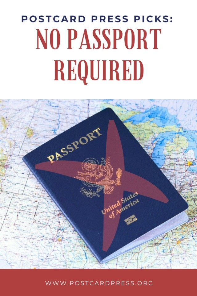 No Passport Required Pinterest Image