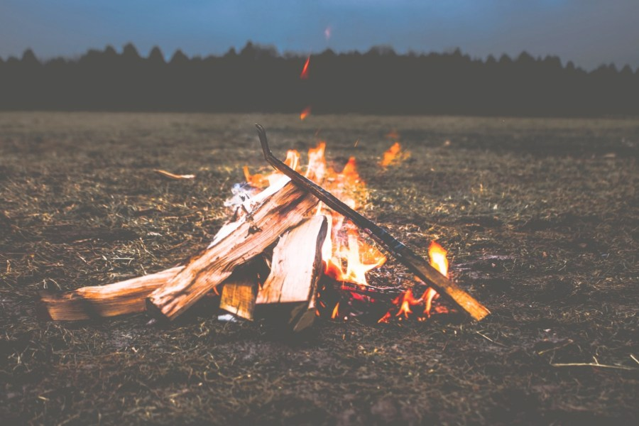 Postcard Press Picks: Campfire Safety