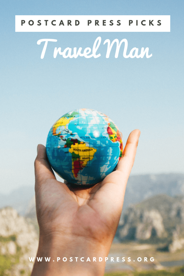 """Travel Man"" is an English reality show that follows Richard Ayoade as he spends 48 hours in exciting travel destinations ranging from Moscow to Hong Kong."