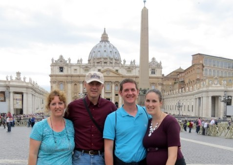 travel and family