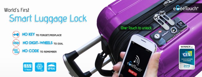 smartluggagelock