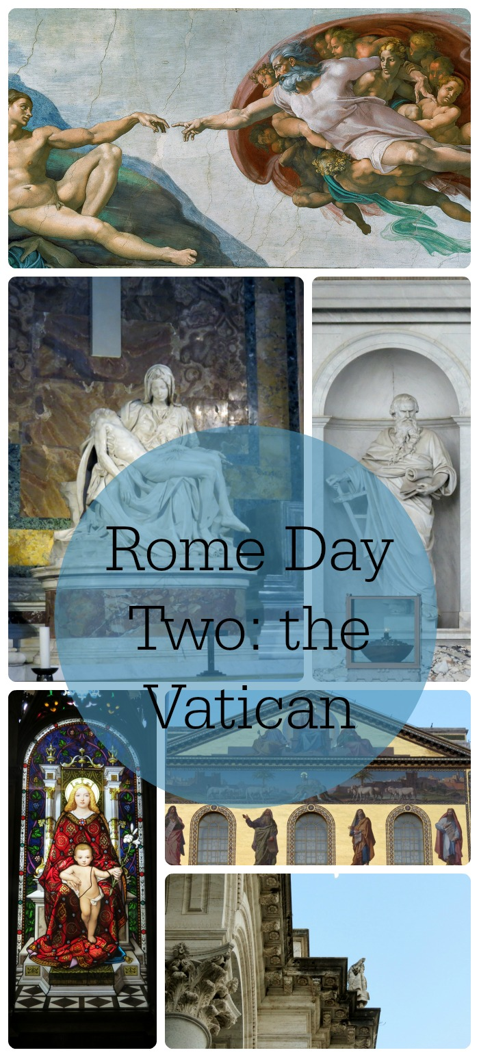 Only Three Days In Rome? Day Two Of Our Adventure