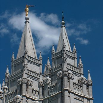Visit an uplifting place like a temple or cathedral
