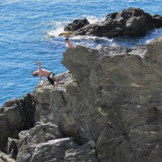 Cinque Terre -- the Italian Riviera