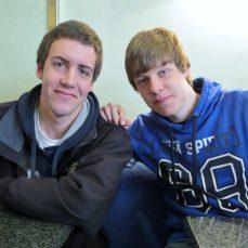 Caleb and Timo