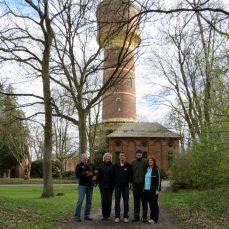 Oldenburg water tower