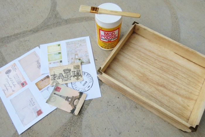 ten crafty travel projects