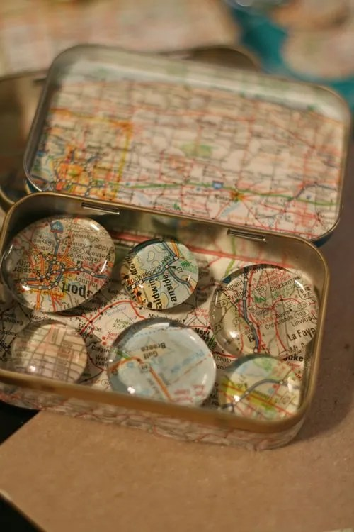 ten craft travel projects
