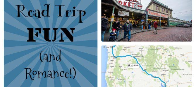Road Trip Fun (& Romance!)