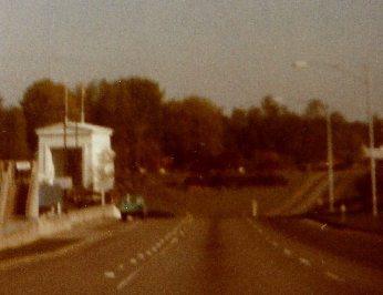 Peace Arch Park, Blaine 1984