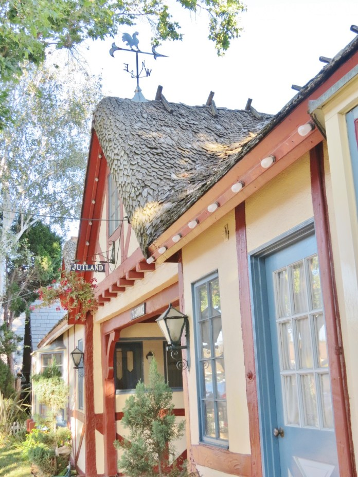 From Solvang to San Diego