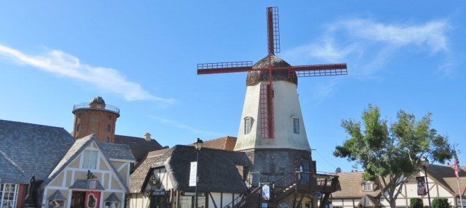 Road Trip to Solvang from San Diego