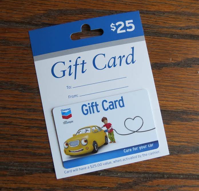 Free Giveaway Gas Card