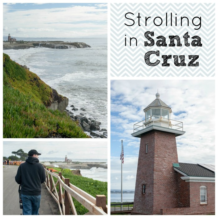 Strolling in Santa Cruz