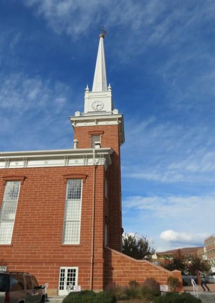 St. George tabernacle