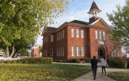 Historic school in St. George
