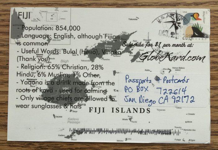 Fiji Back