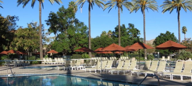 Golden Village Palms: Snowbird's Paradise in Southern California