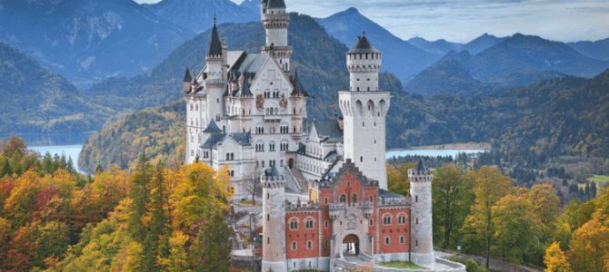 Top Seven European Destinations for Gorgeous Fall Foliage