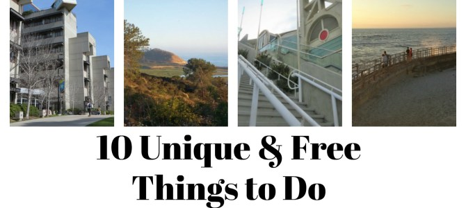 10 Unique & Free Things to Do in San Diego