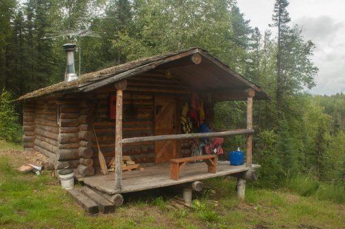 Wasilla cabin