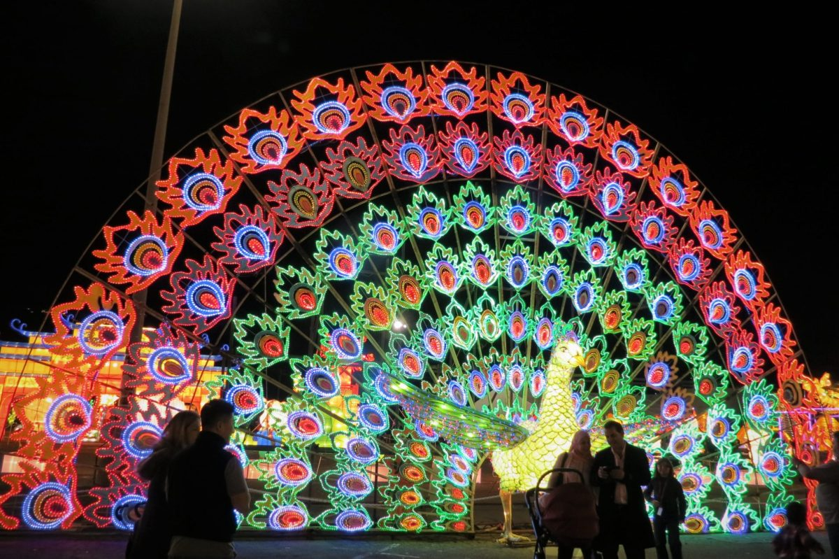 San Diego's Global Winter Wonderland