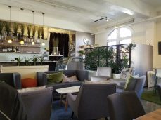 Relaxed atmosphere at Banyan Kitchen