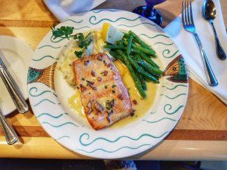Dinner at Anthony's