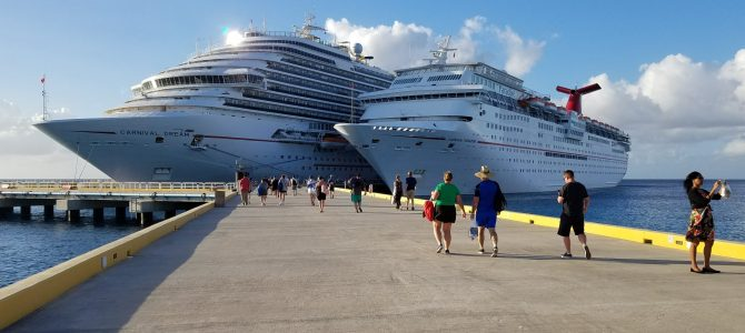 What's it Like to Come Home from your First Cruise?