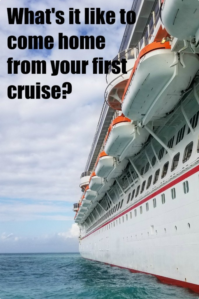 first cruise